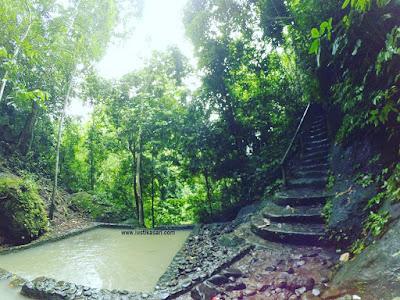 lokasi air terjun batu putu