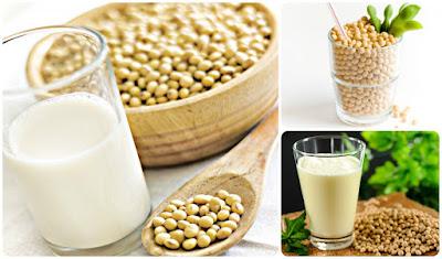 Tăng cân bằng sữa đậu nành có hiệu quả không?
