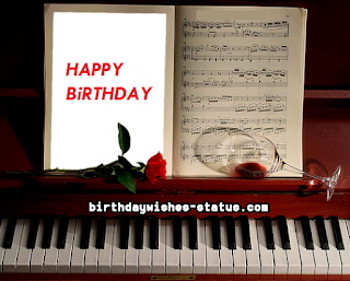 birthday wishes for someone who loves music
