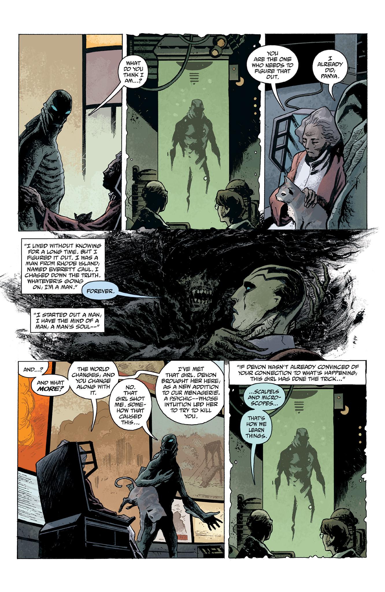Read online Abe Sapien comic -  Issue #2 - 6