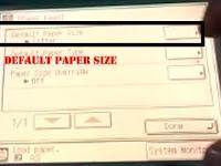 Mesin fotocopy selalu kedip merah saat print dokumen