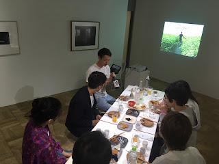 日本酒ナイト,アート,対話型観賞,3331,アーツ千代田,東京,ワークショップ,日本酒