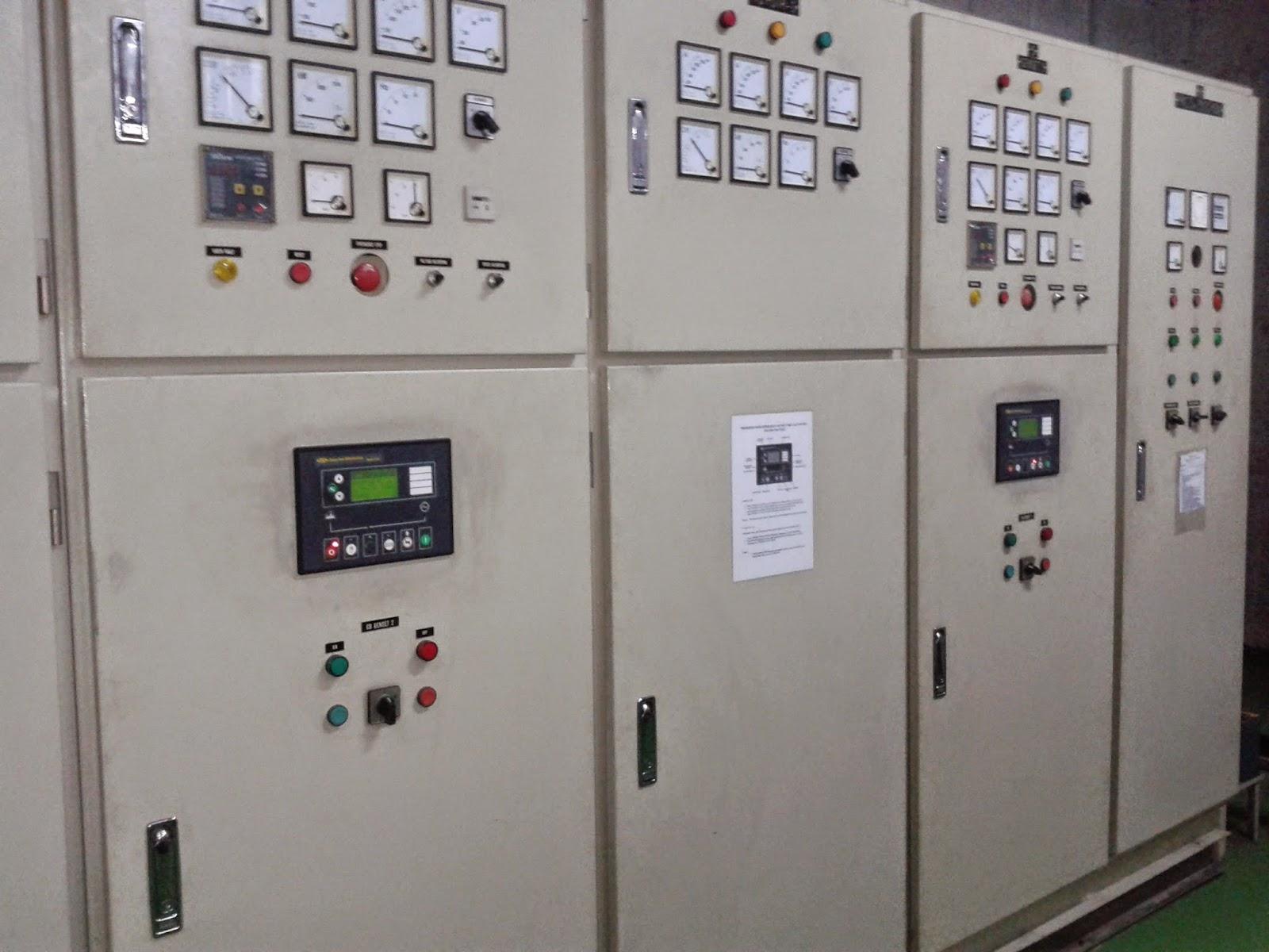 melayani jasa pmbuatan dan service panel singkron genset