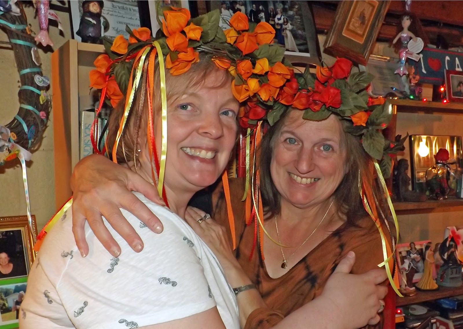 The Wiccan Life: A Family Affair: Our Mabon Celebration!
