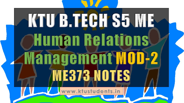 ktu me373 module2 note s5 mechanical