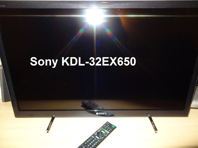 Sony KDL-32EX650 Smart LED TV