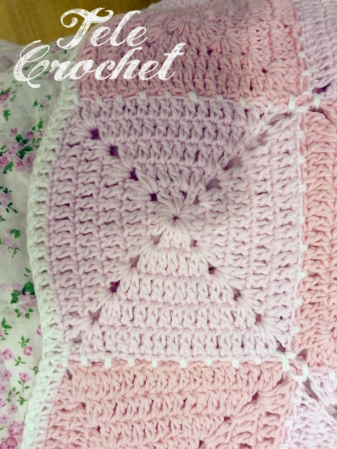 mantita bebe zara crochet