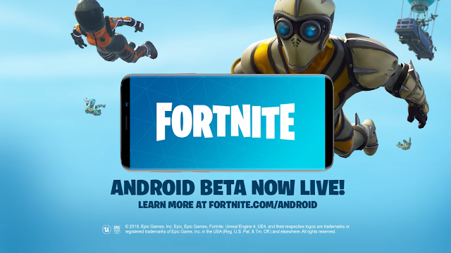 Description: Download Fortnite Android APK Terbaru 2018