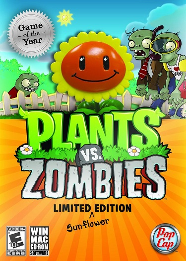 Plants VS Zombies Game Of The Year Edition CPY Tek Link