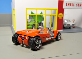 Hot Wheels 100%  twin mill psychedelic relics