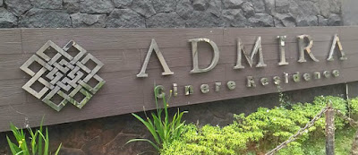 admira residence logo