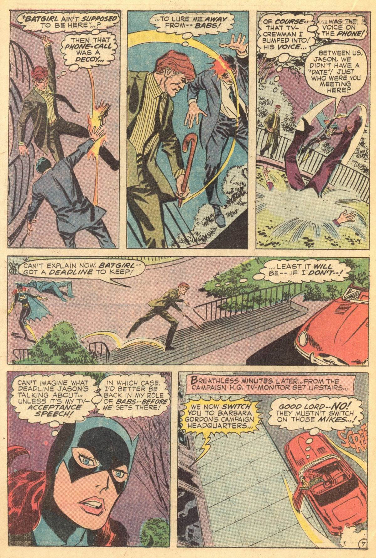 Detective Comics (1937) 424 Page 27