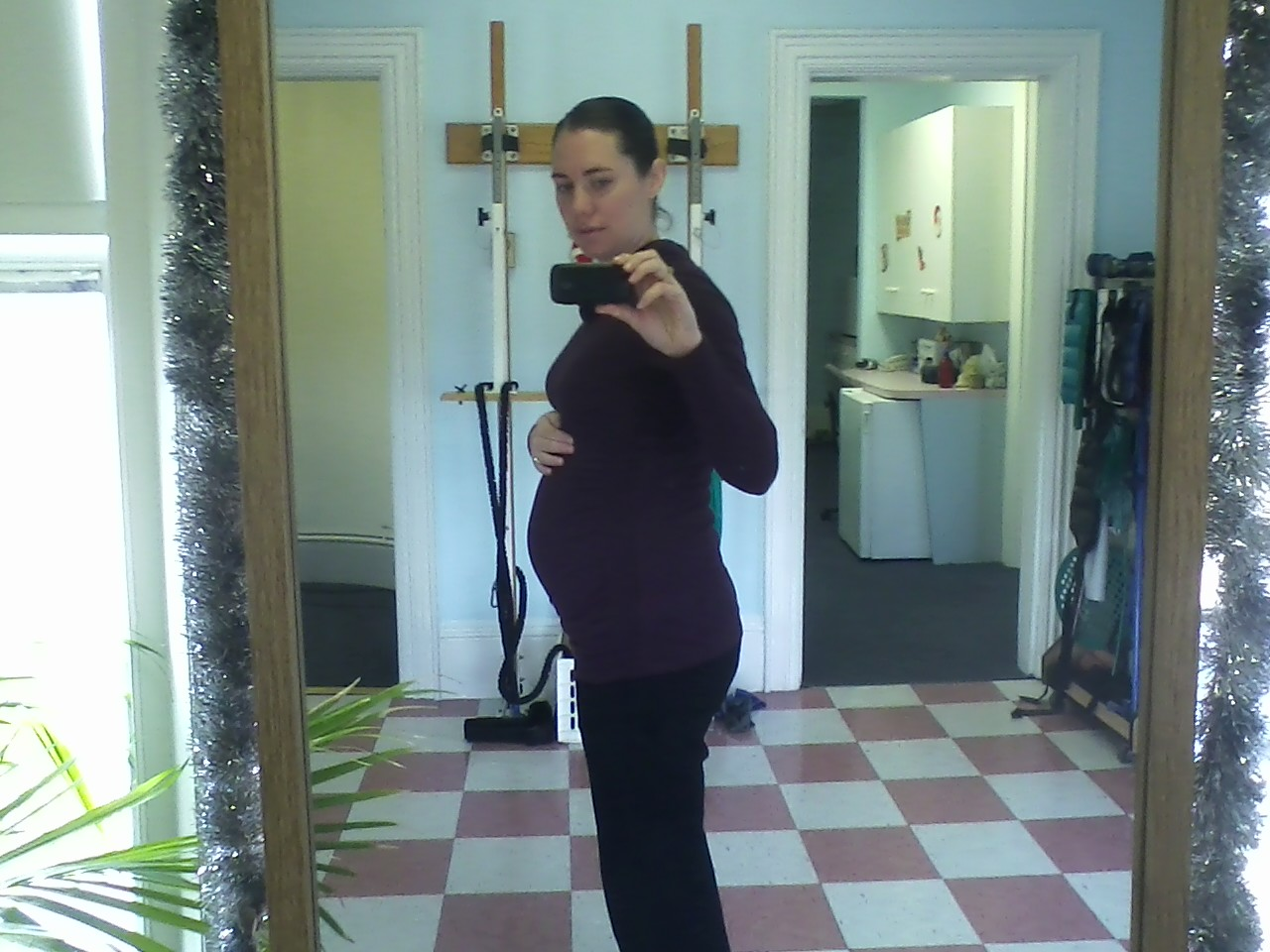 27 Weeks Pregnant How Many Months Left Images - Frompo