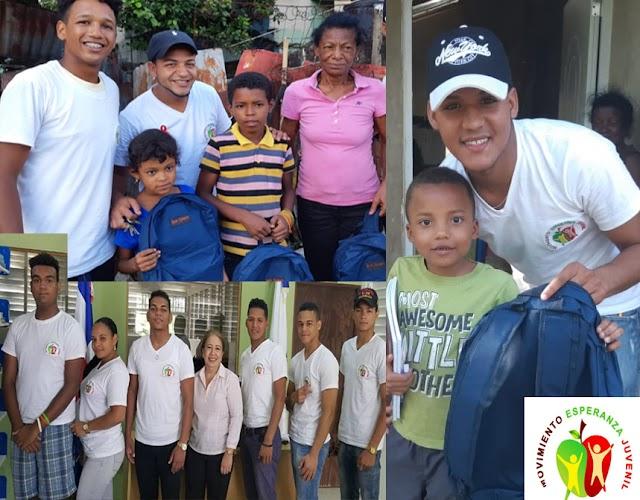 Nace en el Municipio de Maimón, El Movimiento Esperanza Juvenil.,---Detalles aqui