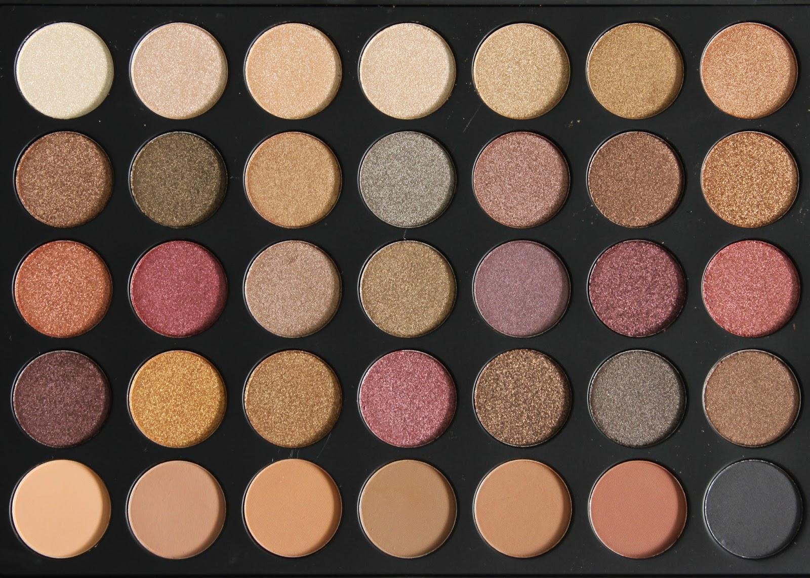 Morphe Makeup Palette Review Mugeek Vidalondon