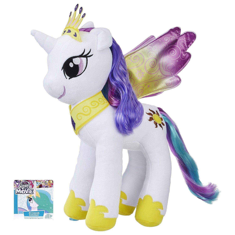Mlp princess celestia plush mlp merch - Princesse poney ...
