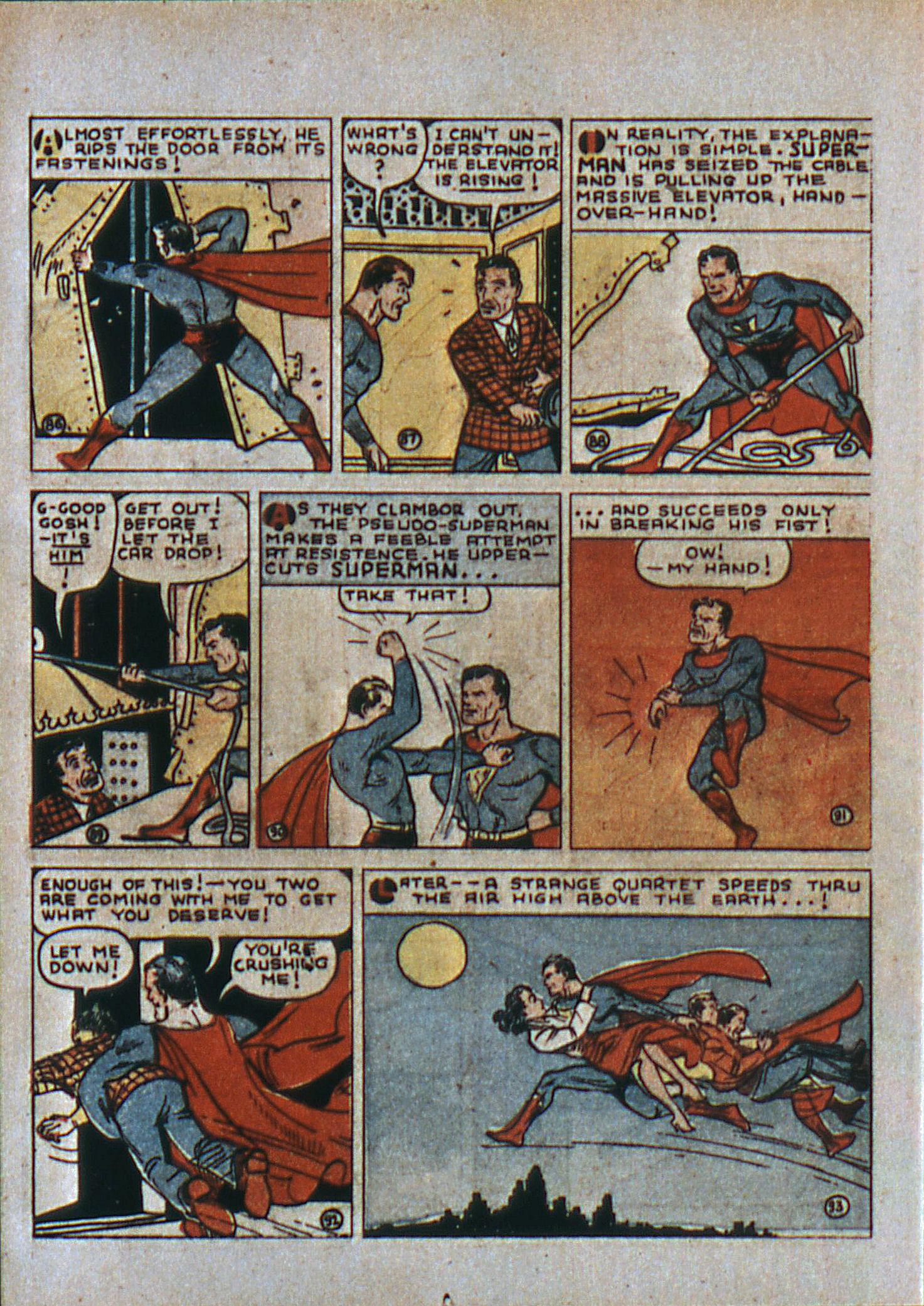Action Comics (1938) 6 Page 14