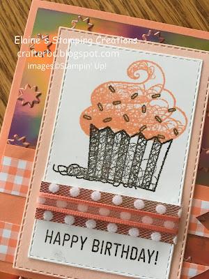 Stampin' Up! Hello Cupcake Stamp Set