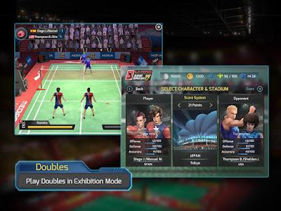 LiNing Jump Smash Badminton Mod Apk