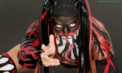 WWE Prince Devitt Demon Gimmick