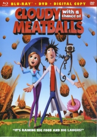 Cloudy with a Chance of Meatballs 2009 Dual Audio Hindi 300MB BluRay 480p Full Movie Download Watch Online 9xmovies Filmywap Worldfree4u