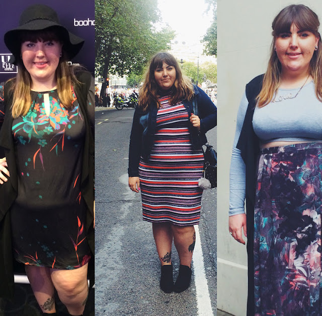 Uk Plus Size Fashion Weekend - What I wore