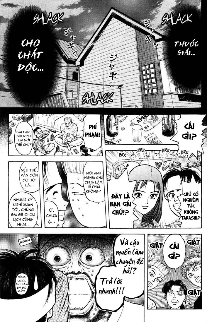 Psychometrer Eiji chapter 49 trang 9