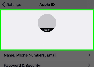 Apple ID iPhone yang Hilang