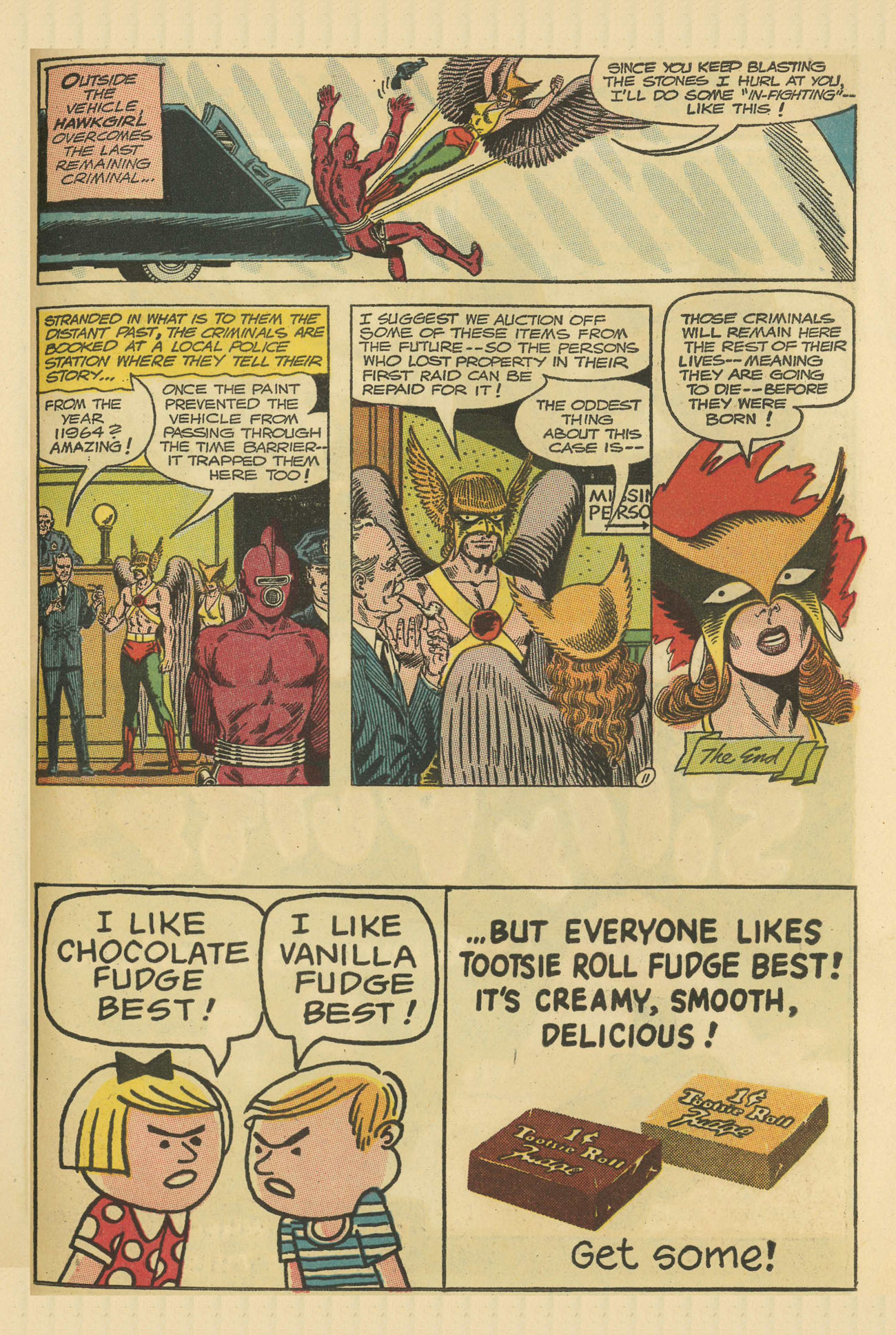 Hawkman (1964) issue 4 - Page 31