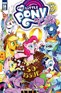 MLP Friendship is Magic #50 Comic Cover A Variant