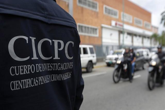 Raptaron a funcionaria del CICPC junto a 3 amigos y luego de robarla la soltaron