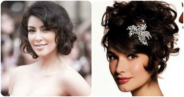 Wedding Hair Updos and Wedding Hair Accessories