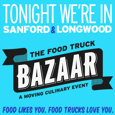 Food Truck Bazaar Schedule