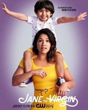 Jane the Virgin - 4ª Temporada - Legendada Séries Torrent Download capa