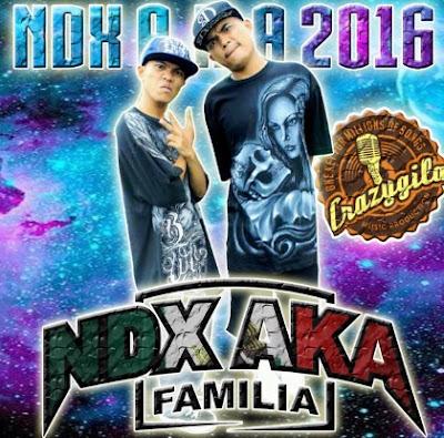 Download Lagu Hip Hop NDX A.K.A Terpopuler Full Album