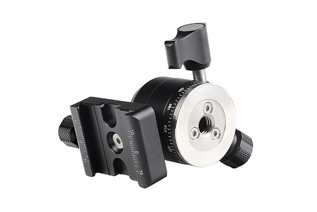 Sunwayfoto XB-28 Low Profile Ball Head bottom