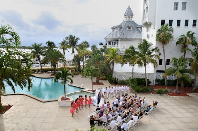 sanibel harbour marriott wedding ceremony