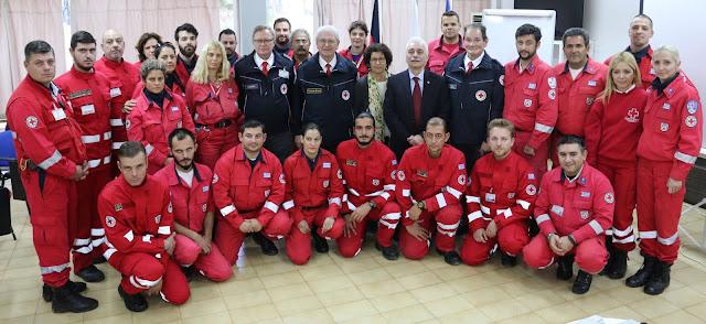 10η Πανελλήνια Εκπαίδευση Ελληνικού Ερυθρού Σταυρού