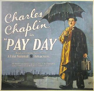 Cartel de cine: Día de paga