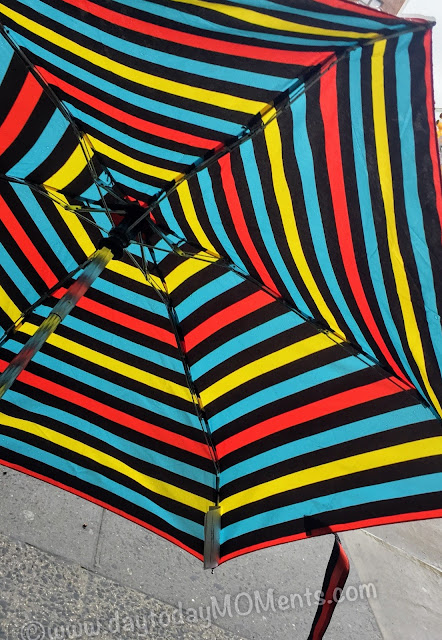 good colorful umbrellas