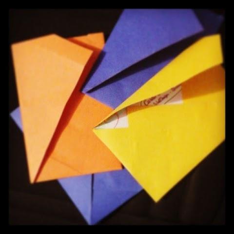 Tutorial em vídeo: Envelope com um Retângulo de Papel