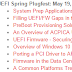 Spring 2015 UEFI Plugfest: Presentation Materials Now Available