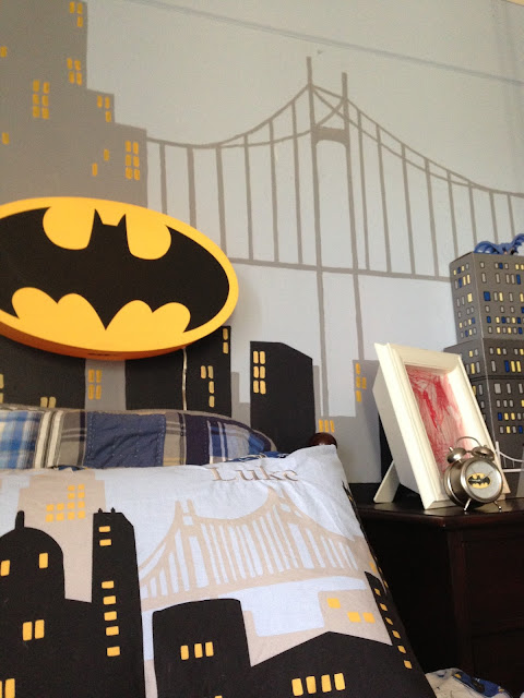 Embracing The Mundane A Superhero Bedroom