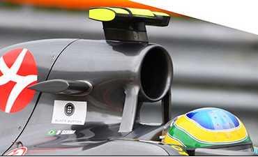 Inilah Rahasia Mobil Balap F1 Bisa Melaju Kencang