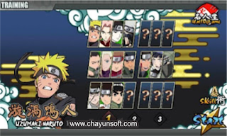 Download Game Naruto Senki Final Fixed