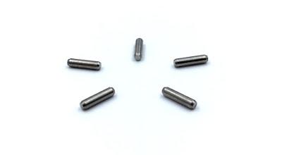 Custom Titanium Dowel Pins - 1/16 X 1/4 OAL