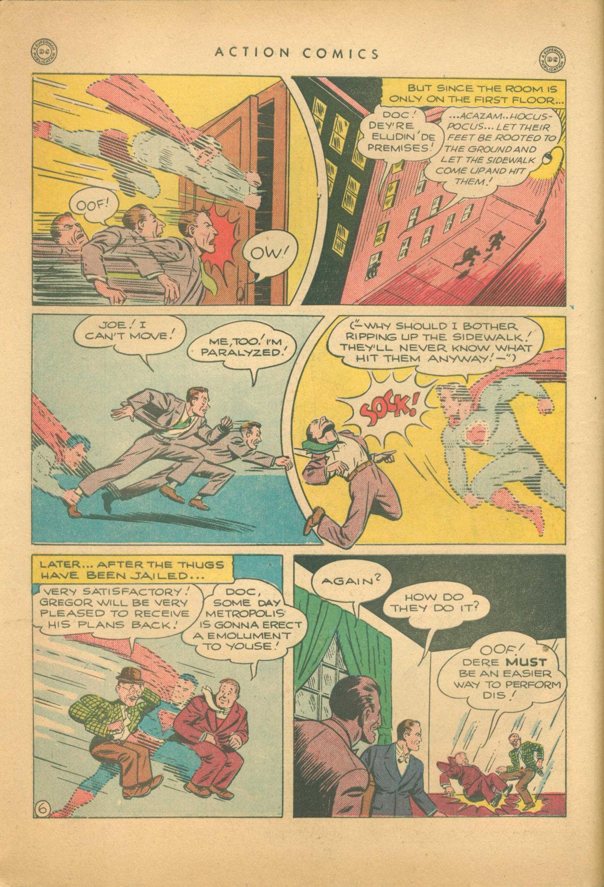Action Comics (1938) 97 Page 8