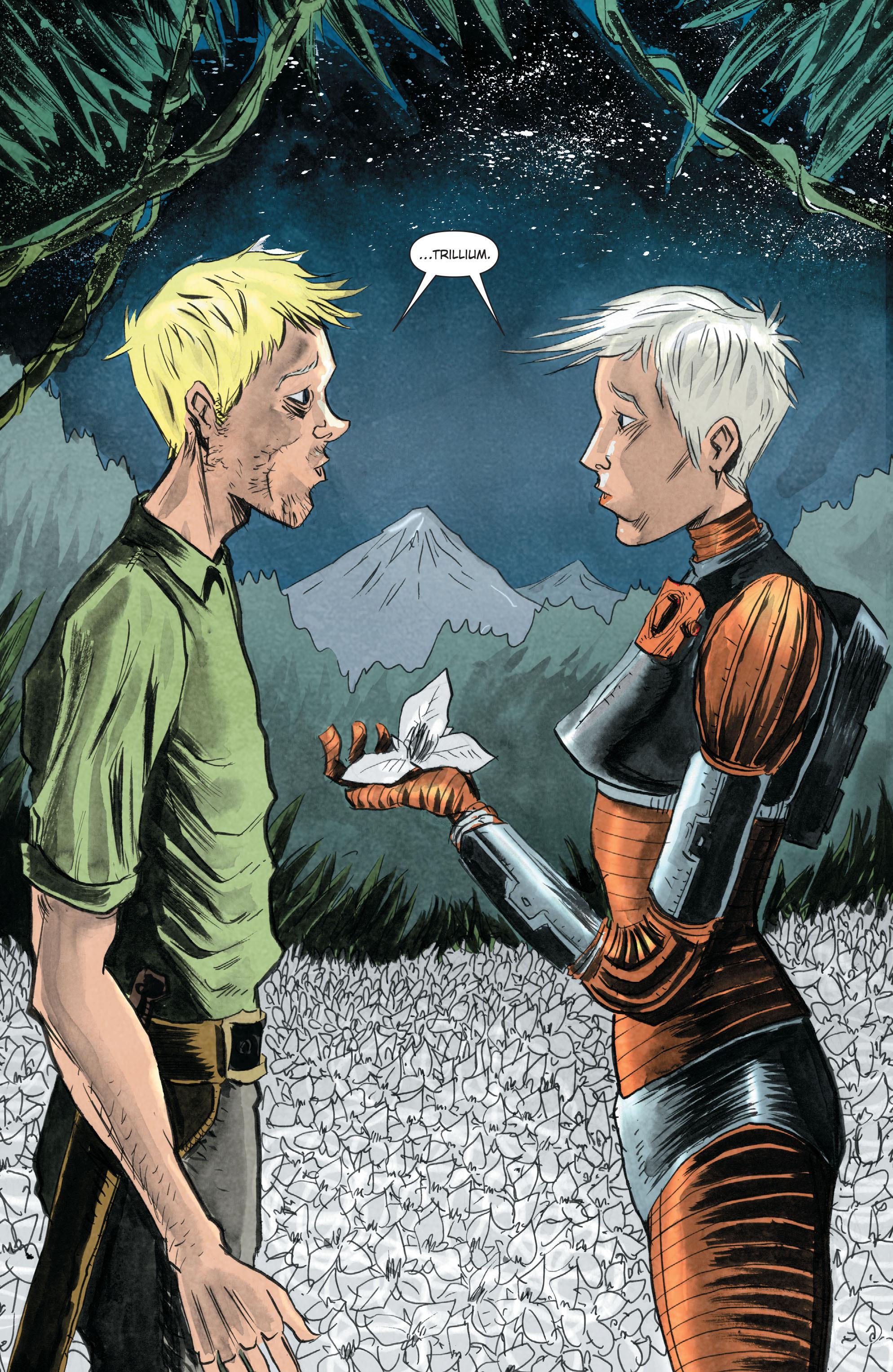 Read online Trillium comic -  Issue # TPB - 49