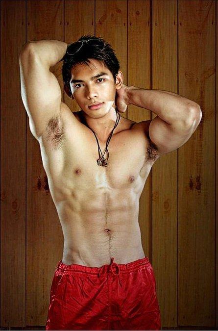 Hottest Pinoy Photoshoot Models Model-8100