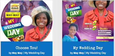 New Music, Pastor Mary E. Ezechukwu, Wedding day, Entertainment,